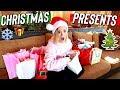 christmas present gift exchange! vlogmas day 10