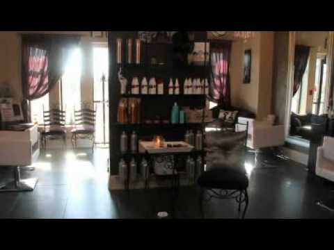 Deja vu hair salon spa in milton on youtube for Salon de ja