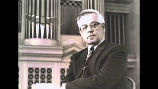 F. Musil: Sonata Solemnis II. perfom by Jan Hora