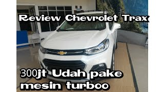 Review Chevrolet Trax Type Primere, Automatic Turbo 2018 Indonesia