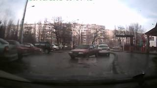 видео 048: ДТП Добровольского