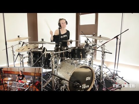 Shed Sessions Ft. Anika Nilles (INSANE Female Drummer!) by Vic Firth
