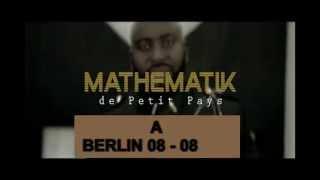 Petit Pays, Mathematikde PP, Zibi de Yaounde, Xavier Lagaf, Bissous Bass á Berlin 08. 08. 2015