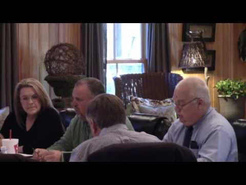 Infrastructure - Utilities - Steve Stalvey gives an overview