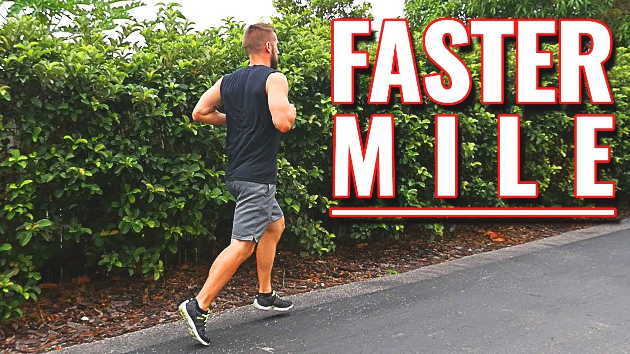 images How to Run Faster and Improve Race Times