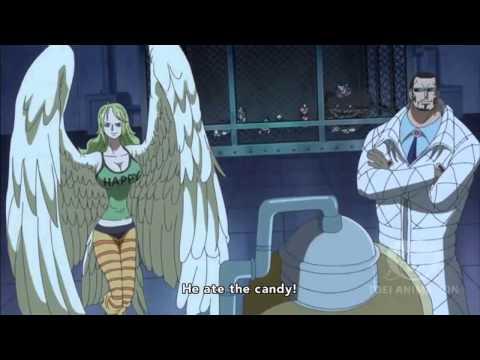 One Piece - Luffy Being Stupid