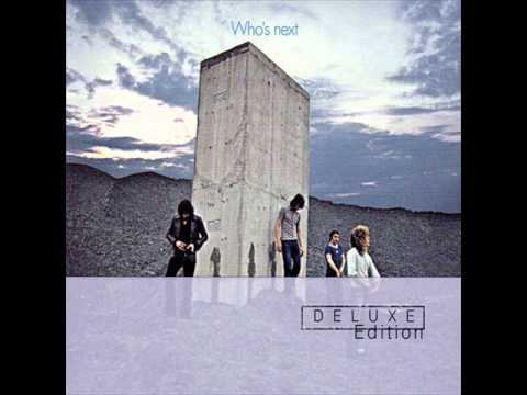 The Who -  Won't Get Fooled Again [New York Record Plant Session]