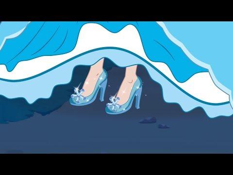 Cendrillon (nouvelle version) | 1 Conte + 4 Comptines | dessin animé avec les P'tits Z'amis