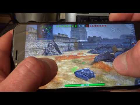 Vertex Impress Fortune игровые возможности (World Of Tanks Blitz).