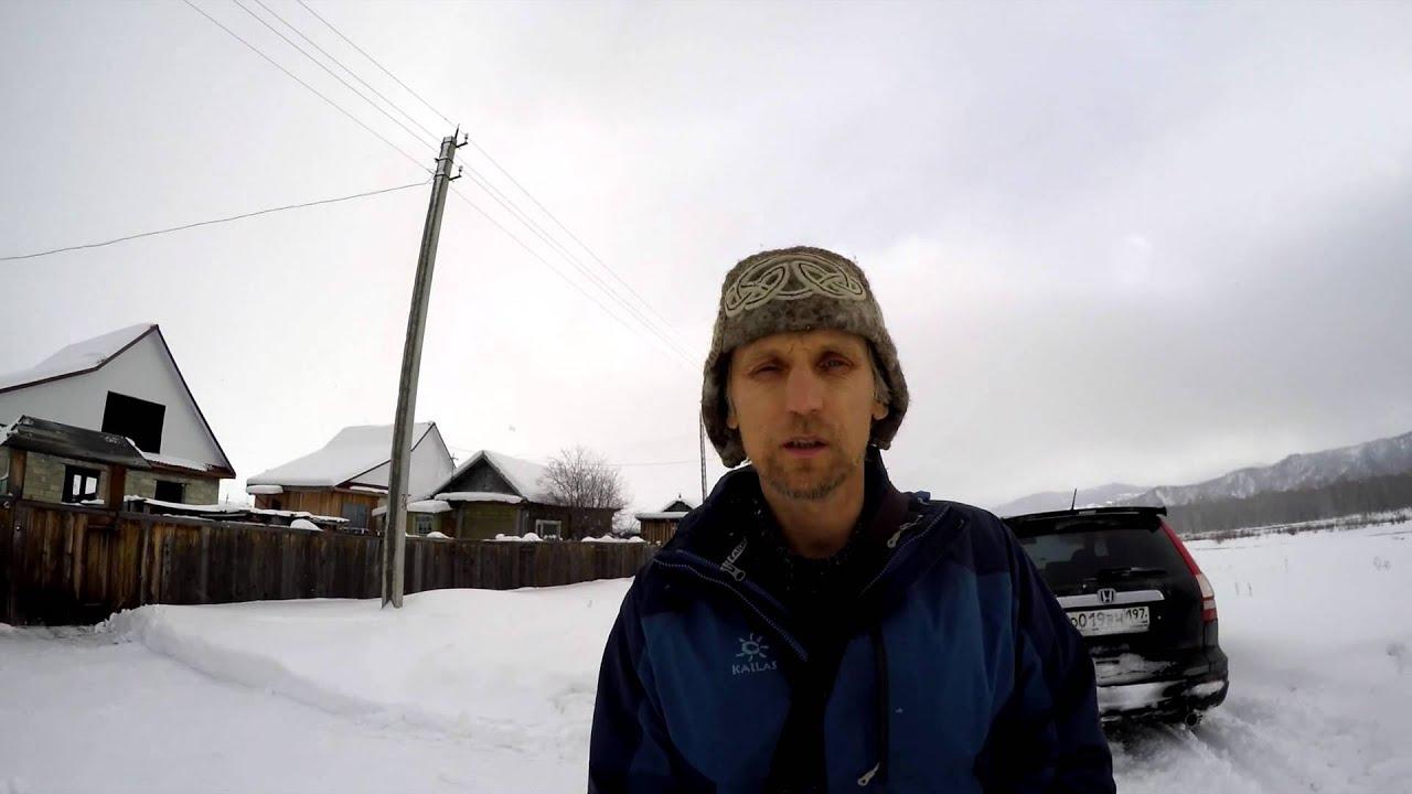 Стоит ли ехать на Алтай зимой