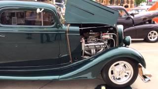 Eddie Cochran Weekend And Car Show Albert Lea, Minnesota