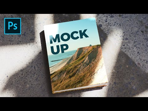 How To Make Realistic Book Mockup In Photoshop | Mockup Photoshop Tutorial