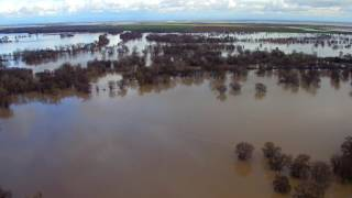 Yolo Bypass Flooding