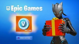YOU CAN NOW GET FREE VBUCKS IN FORTNITE! (WORKING)