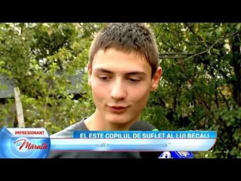 El este copilul de suflet al lui Gigi Becali...