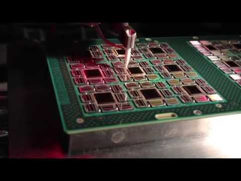 Wire Bonding IC Bare Die