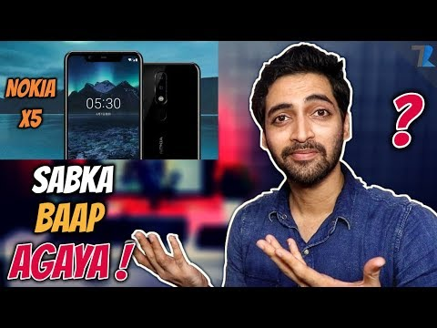 Nokia X5 Launched | Another Budget Killer??