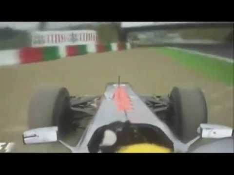 Formula 1 Crashes & Accidents Of Today's F1 Champions
