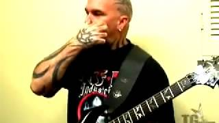Kerry King Guitar Lesson - Riffs Of Doom
