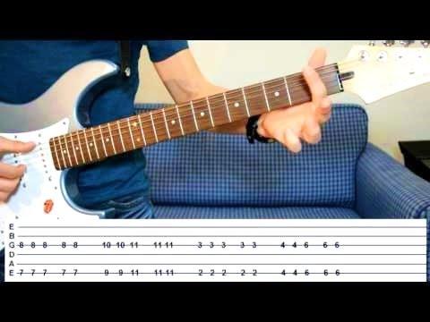 PETIT BISCUIT - Sunset Lover - TUTO Guitare français