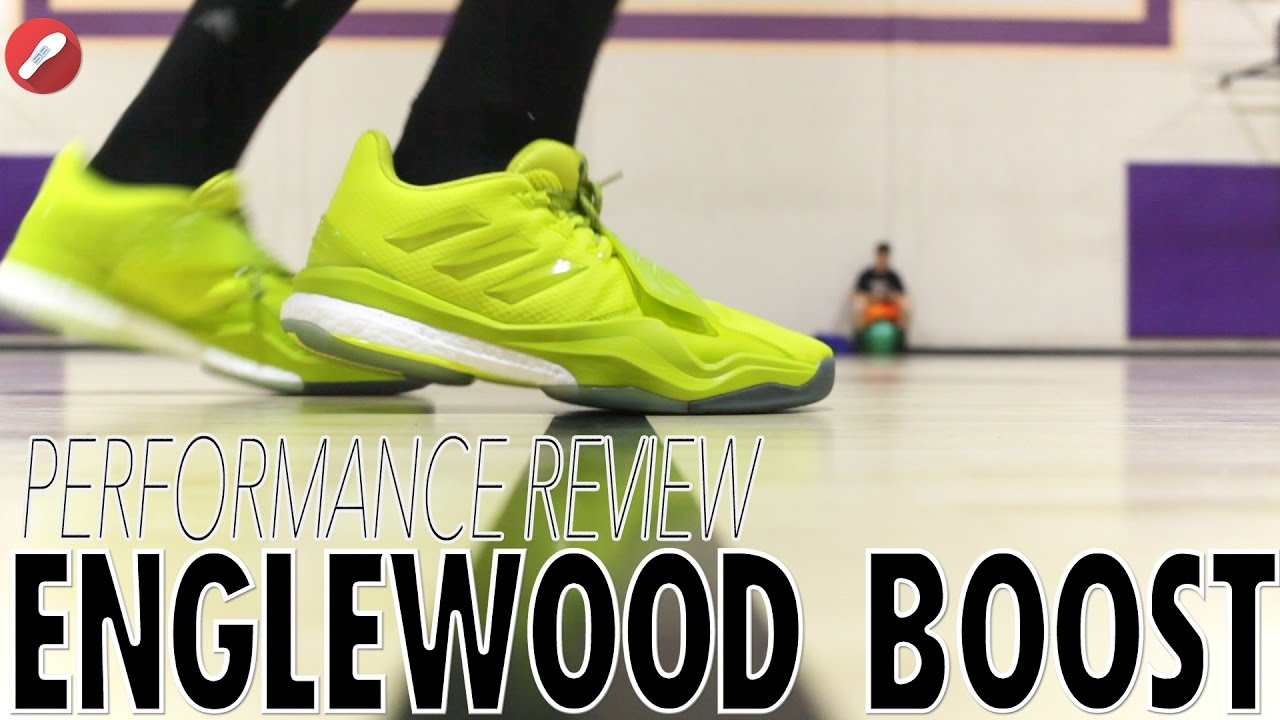 2a58f0ecaca Adidas Englewood Boost Performance Review! - YouTube
