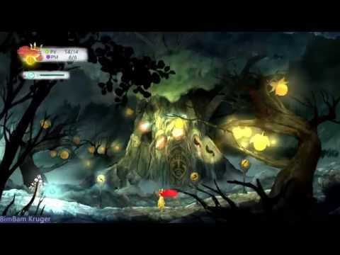 Playing Child of Light ( Hard ) - Part 1 -- Xbox One - 1 / 4