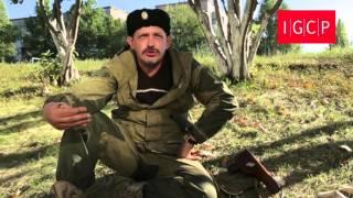 Памяти Павла Дрёмова (Война в Донбассе. Прямая речь)