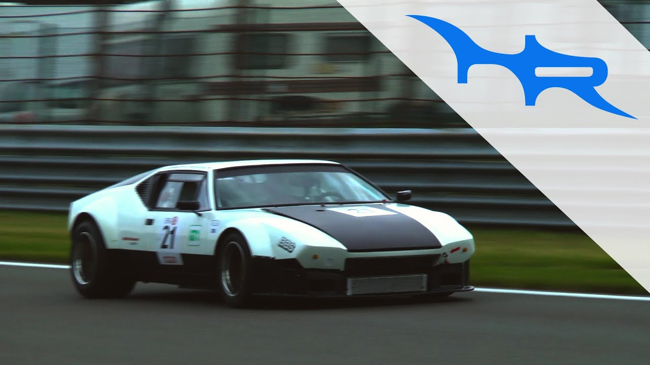 1973 de tomaso pantera gr 3 race car youtube. Black Bedroom Furniture Sets. Home Design Ideas