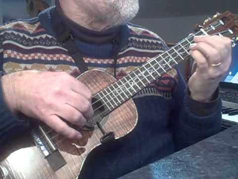 All I Have To Do Is Dream Everly Brothers On Solo Ukulele Colin