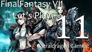 Final Fantasy VII | Let's Play 11 | Let me tell you about my childhood