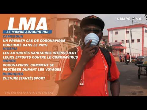 LMA Le Monde Aujourd'hui du 6 mars 2020 Cameroun, Nigéria, États Unis