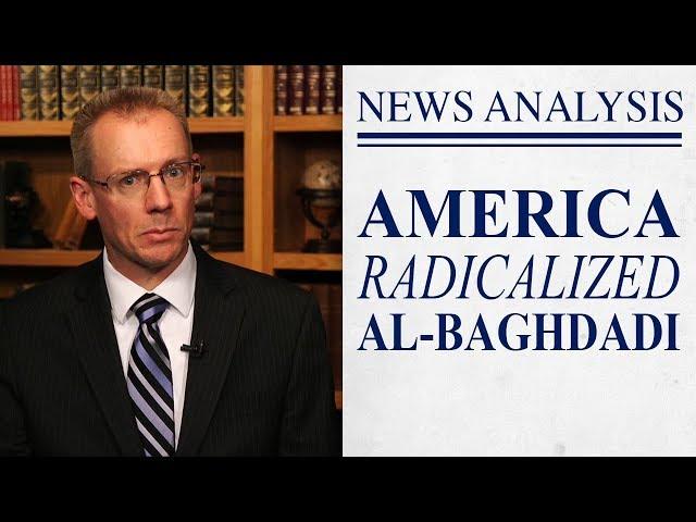 Al-Baghdadi Dead: Radicalized in American Prison in Iraq