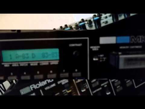 Roland MKS-80 Super Jupiter - Favourite patches