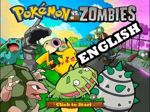 Pokemon VS Zombies ENGLISH VERSION