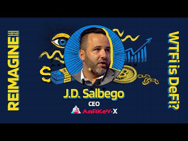 REIMAGINE 2020 v3.0 - J.D. Salbego - AnRKey X - Stars From Chaos