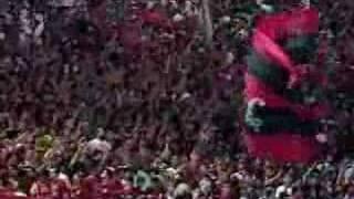 Flamengo x SP Tema da Vitoria - Sportv