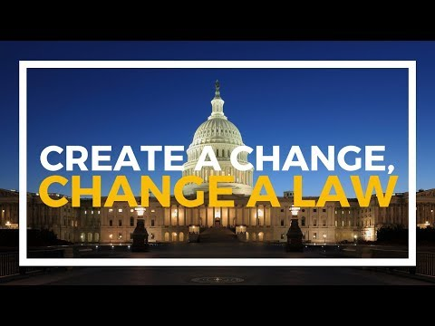 Change A Law