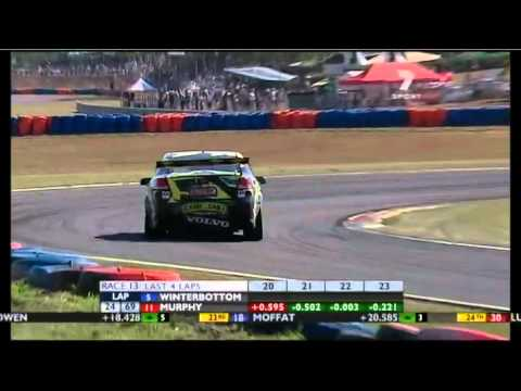 V8 2011 Event 6 (Darwin) Race 13 Highlights