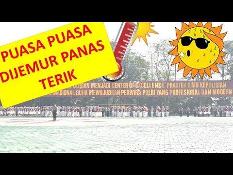 LAGI PUASA, UPACARA HARI LAHIR PANCASILA !!