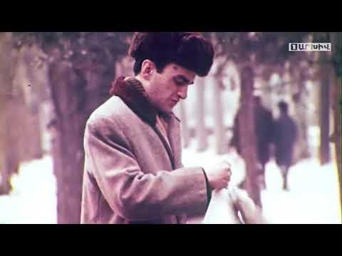 1967 Армения безмятежная зима 1967 года