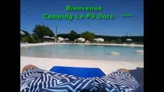 Camping Airotel Le Pô Doré - Camping Maine-et-Loire
