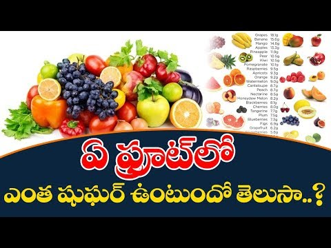 how-much-sugar-levels-in-a-fruits-|-fruits-for-diabetes-patients-|-life-booster