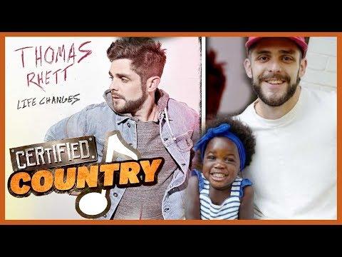 Thomas Rhett on Embracing Fatherhood,...