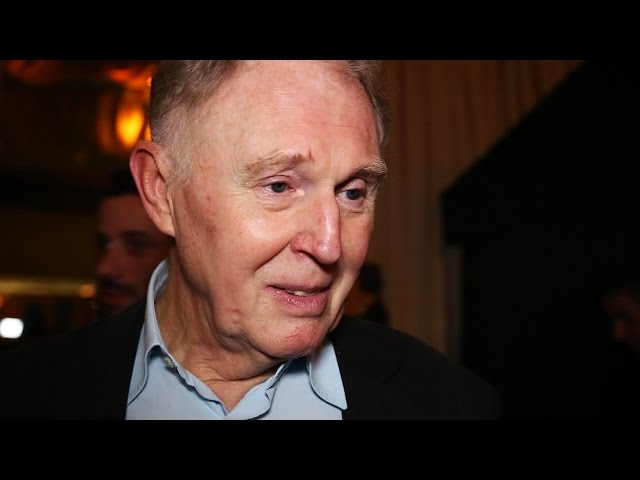 Tim Pigott-Smith & the Cast of KING CHARLES III Celebrate Opening Night on Broadway