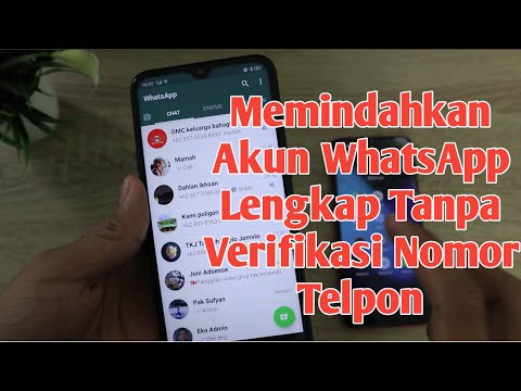 How to Move WhatsApp Chat to Another Mobile Without Email.