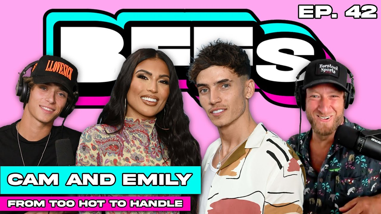 CAM HOLMES & EMILY MILLER EXPOSE TOO HOT TO HANDLE SECRETS — BFFs EP. 42