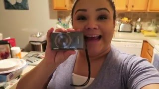 New Camera Excitement!   Vlogmas 2015