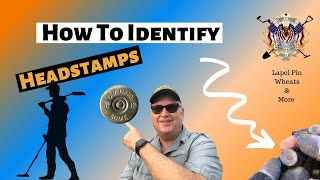Metal Detecting - How To Identify Headstamps Rounds - 137-Years Old