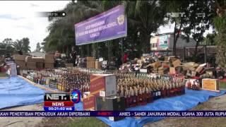 Video Bea Cukai Musnahkan Miras & Rokok Ilegal Senilai 14 Miliar Rupiah - NET24 download MP3, 3GP, MP4, WEBM, AVI, FLV Juni 2018