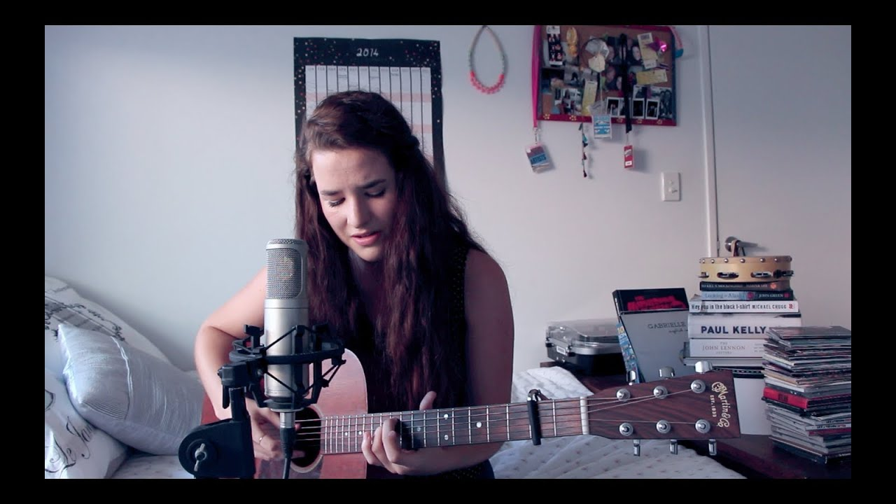 Accidentally In Love Counting Crows Cover Mia Wray Youtube